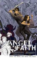 Angel and Faith TPB (2012-2014 Dark Horse) 5-1ST