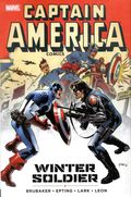 Captain America Winter Soldier HC (2014 Marvel) Ultimate Collection 1B-1ST