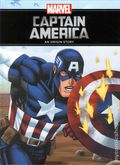 Captain America An Origin Story HC (2014 Marvel) 1-1ST