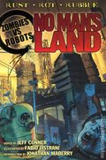Zombies vs. Robots: No Man's Land SC (2014 IDW Novel) 1-1ST