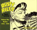 Rusty Riley Dailies HC (2014 Classic Comics Press) By Frank Godwin 1-1ST