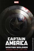 Captain America Winter Soldier HC (2014 Marvel) Ultimate Collection 1A-1ST