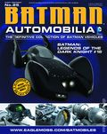 Batman Automobilia: The Definitive Collection of Batman Vehicles (2013 Figurine and Magazine) FIG-25