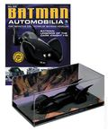 Batman Automobilia: The Definitive Collection of Batman Vehicles (2013- Eaglemoss) Figurine and Magazine #25