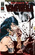Vengeance of Vampirella (1995) 1A-WIZSIGNED