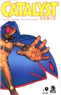 Catalyst Comix (2013 Dark Horse) 9