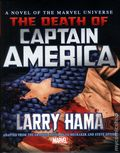 Captain America The Death of Captain America HC (2014 A Marvel Universe Novel) 1-1ST