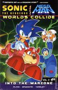 Sonic the Hedgehog/Mega Man: When Worlds Collide TPB (2013 Archie) 2-1ST