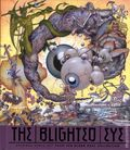 Blighted Eye HC (2014 Fantagraphics) Original Comic Art from the Glenn Bray Collection 1-1ST