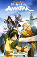 Avatar The Last Airbender The Rift GN (2014 Dark Horse) 1-1ST