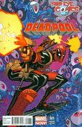 Deadpool (2012 3rd Series) 1THIRDEYE