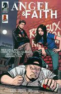 Angel and Faith (2011 Dark Horse) 1NECRA
