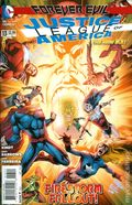 Justice League of America (2013 3rd Series) 13A