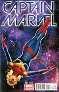 Captain Marvel (2014 8th Series) 1B
