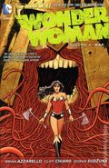 Wonder Woman HC (2012 DC Comics The New 52) 4-1ST