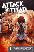 Attack on Titan Before the Fall GN (2014- Kodansha Digest) 1-1ST
