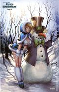 Grimm Fairy Tales Alice in Wonderland (2012 Zenescope) 3C