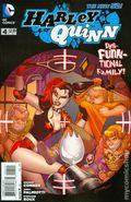 Harley Quinn (2013) 4A