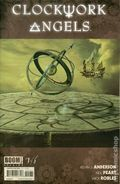 Clockwork Angels (2014 Boom) 1B