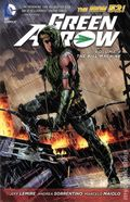Green Arrow TPB (2012-2016 DC Comics The New 52) 4-1ST