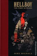 Hellboy The First 20 Years HC (2014 Dark Horse) 1-1ST