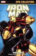 Iron Man War Games TPB (2014 Marvel) Epic Collection 1-1ST