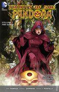 Trinity of Sin: Pandora TPB (2014 DC Comics The New 52) 1-1ST