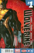 Wolverine (2014 5th Series) 1F