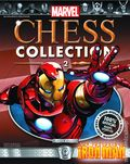 Marvel Chess Collection (2014 Figure and Magazine) ITEM#02