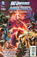 DC Universe vs Masters of the Universe (2013) 6