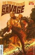 Doc Savage (2013 Dynamite) 4A
