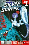Silver Surfer (2014 5th Series) 1A