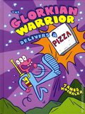 Glorkian Warrior Delivers a Pizza HC (2014 First Second Books) 1-1ST