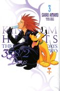 Kingdom Hearts 358/2 Days GN (2013- Yen Press Digest) three Five Eight Days Over Two 3-1ST