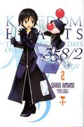 Kingdom Hearts 358/2 Days GN (2013- Yen Press Digest) three Five Eight Days Over Two 2-1ST