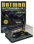 Batman Automobilia: The Definitive Collection of Batman Vehicles (2013 Figurine and Magazine) FIG-31