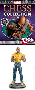 Marvel Chess Collection (2014 Figure and Magazine) ITEM#10