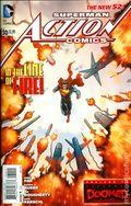 Action Comics (2011 2nd Series) 30