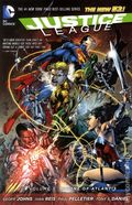 Justice League TPB (2012-2016 DC Comics The New 52) 3-1ST