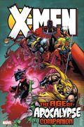 X-Men Age of Apocalypse Omnibus Companion HC (2014 Marvel) 1-1ST