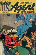 Jeff Jordan U.S. Agent (1947) 1