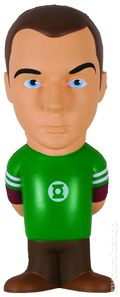 Big Bang Theory Sheldon Cooper Stress Doll (2014) ITEM#1