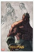 Inhuman Art Print (2014 Marvel Now) PRINT#02