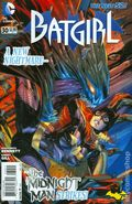 Batgirl (2011 4th Series) 30A