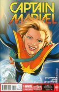 Captain Marvel (2014 8th Series) 2A