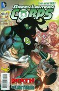 Green Lantern Corps (2011 2nd Series) 30A