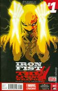 Iron Fist The Living Weapon (2014) 1A