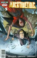 Indestructible (2013 IDW) 5A
