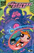 Powerpuff Girls (2013 IDW) 8SUB