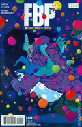 FBP Federal Bureau of Physics (2013 DC/Vertigo) Collider 9